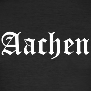 Aachen - Herre Slim Fit T-Shirt