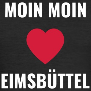 Eimsbüttel - Moin Moin - Men's Slim Fit T-Shirt