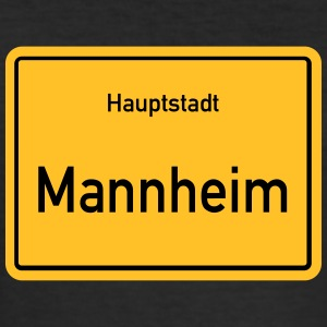 Capital Mannheim - Slim Fit T-shirt herr