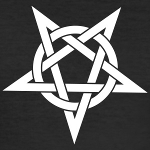 pentagram - Herre Slim Fit T-Shirt