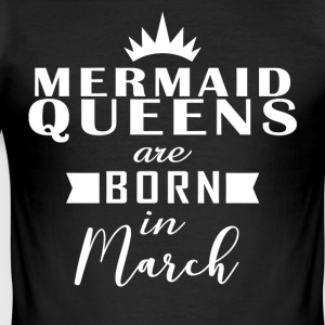 Mermaid Queens Mars - Tee shirt près du corps Homme