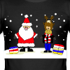 Christmas Collection - Slim Fit T-skjorte for menn
