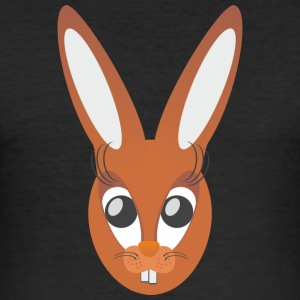 SWEET BUNNY COLLECTION - slim fit T-shirt