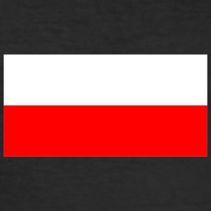 POLSKA FLAGA - Männer Slim Fit T-Shirt
