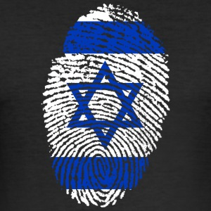 ISRAEL 4 EVER COLLECTION - Tee shirt près du corps Homme
