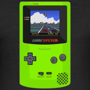 game boy - Men's Slim Fit T-Shirt