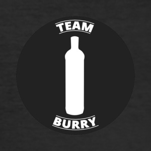Burry - Slim Fit T-shirt herr