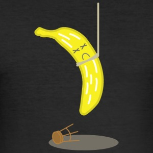 dead banana - Men's Slim Fit T-Shirt