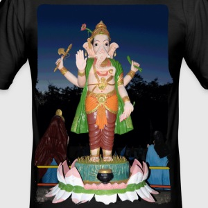 Ganesha - Herre Slim Fit T-Shirt