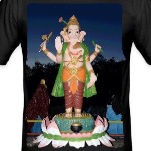 Ganesha - Men's Slim Fit T-Shirt