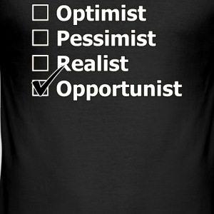 Opportunist - slim fit T-shirt