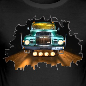 Truck Classic - Classic Truck - Men's Slim Fit T-Shirt