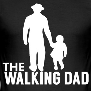 The Walking Dad - Zombie Alarm - - Männer Slim Fit T-Shirt