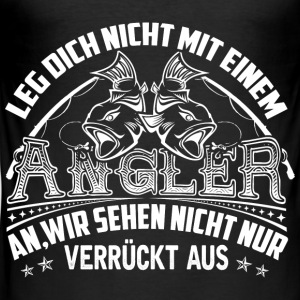 Angel - Männer Slim Fit T-Shirt