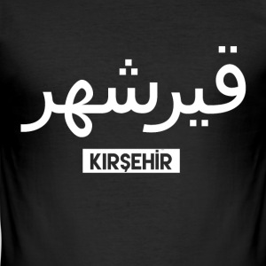 Kirsehir - Men's Slim Fit T-Shirt