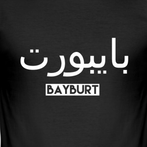 Bayburt - Men's Slim Fit T-Shirt