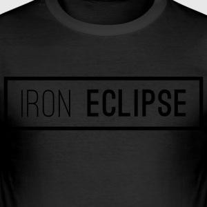 järn Eclipse - Slim Fit T-shirt herr