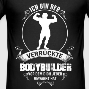 Bodybuilder - Männer Slim Fit T-Shirt