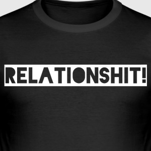 relation Shit - Herre Slim Fit T-Shirt