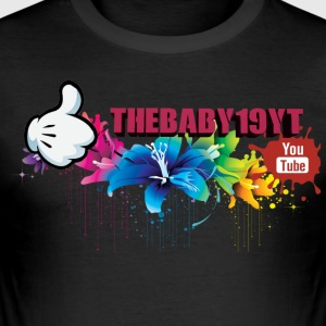 camiseta thebaby19yt - slim fit T-shirt