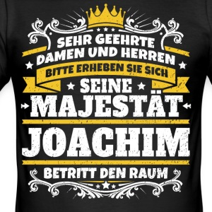 His Majesty Joachim - Men's Slim Fit T-Shirt