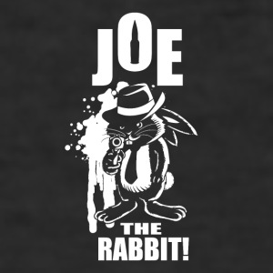 Joe The Rabbit! - Maglietta aderente da uomo