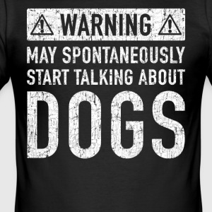 Original Dog Gift: Order Here - Men's Slim Fit T-Shirt