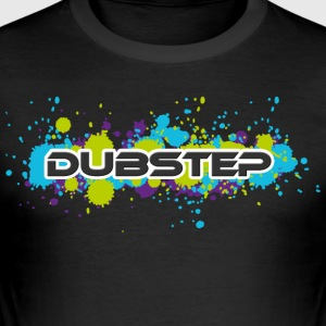 dubstep - Slim Fit T-shirt herr