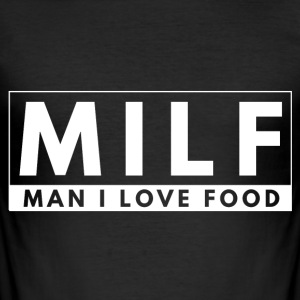 MILF - Herre Slim Fit T-Shirt