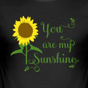 You are my Sunshine - Men's Slim Fit T-Shirt