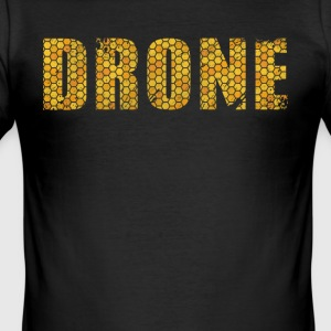 Drone in design / gift. Order here. - Men's Slim Fit T-Shirt