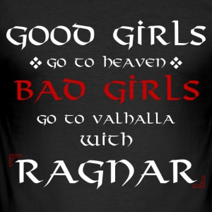 Good Girls Valhalla - slim fit T-shirt