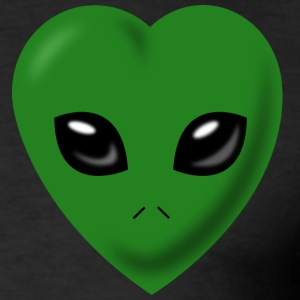Alien Love - Men's Slim Fit T-Shirt