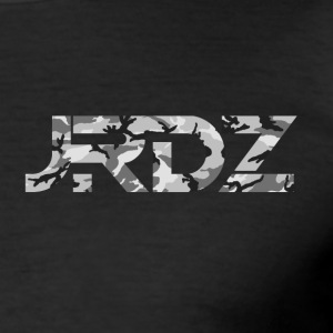 JRDZ Camo - Herre Slim Fit T-Shirt
