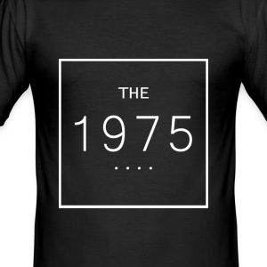 1975 - Slim Fit T-skjorte for menn