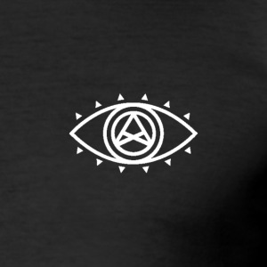 Nether Eye - Herre Slim Fit T-Shirt