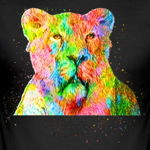 lioness - Men's Slim Fit T-Shirt