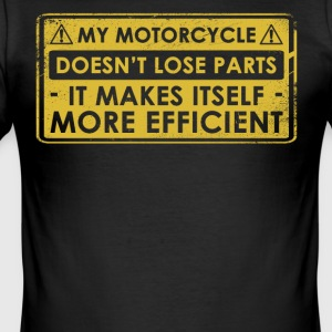 Grappig Motor Restauratie Cadeau - slim fit T-shirt