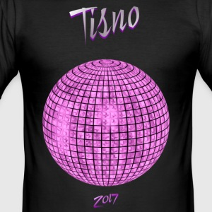 Royal Ball Tisno Edition - Slim Fit T-skjorte for menn