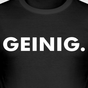 GEINIG. - slim fit T-shirt