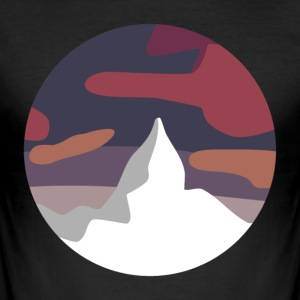 Matterhorn - slim fit T-shirt