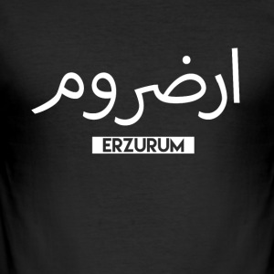 ERZURUM - slim fit T-shirt