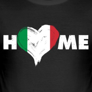 Home love Italy - Men's Slim Fit T-Shirt