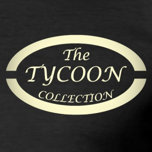 the tycoon collection 2 - Men's Slim Fit T-Shirt