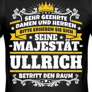 His Majesty Ullrich - Men's Slim Fit T-Shirt