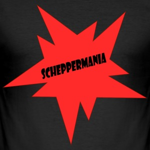 Scheppermania - Männer Slim Fit T-Shirt