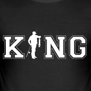 angel king - Tee shirt près du corps Homme