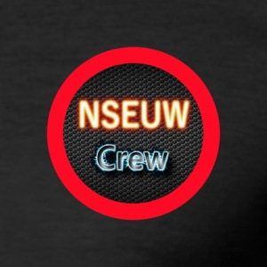NSEUW_Logo - Männer Slim Fit T-Shirt