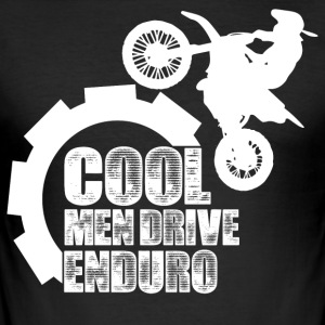 Enduro - slim fit T-shirt