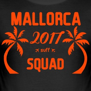 Mallorca Squad 2017 - slim fit T-shirt